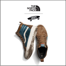 10/31(SAT) RELEASE VAULT BY VANS x THE NORTH FACE