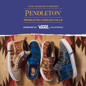 12/11(FRI) RELEASE VANS × PENDLETON