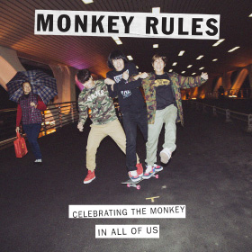 "1/22(FRI) RELEASE ""MONKEY RULES"" CHINESE NEW YEAR COLLECTION"