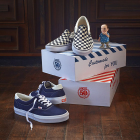 SLIP ON STEVE & ERA STEVE|VANS 50TH ANNIVERSARY