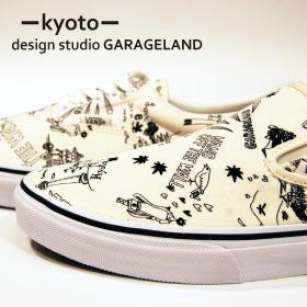 "1/15(FRI) RELEASE VANS × DESIGN STUDIO GARAGELAND ""KYOTO"""