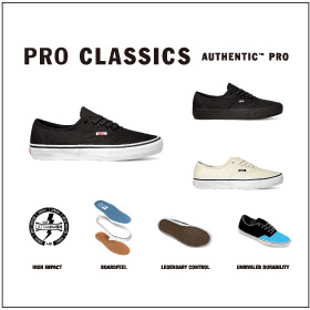 "AUTHENTIC PRO ""PRO CLASSICS"""