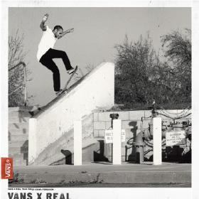 VANS x REAL