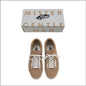 9/19(SAT) RELEASE MR.GENTLEMAN × OLD SKOOL