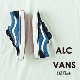 9/19(SAT) RELEASE ALC × OLD SKOOL