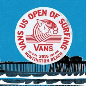 VANS US OPEN OF SURFING 2015 REPORT