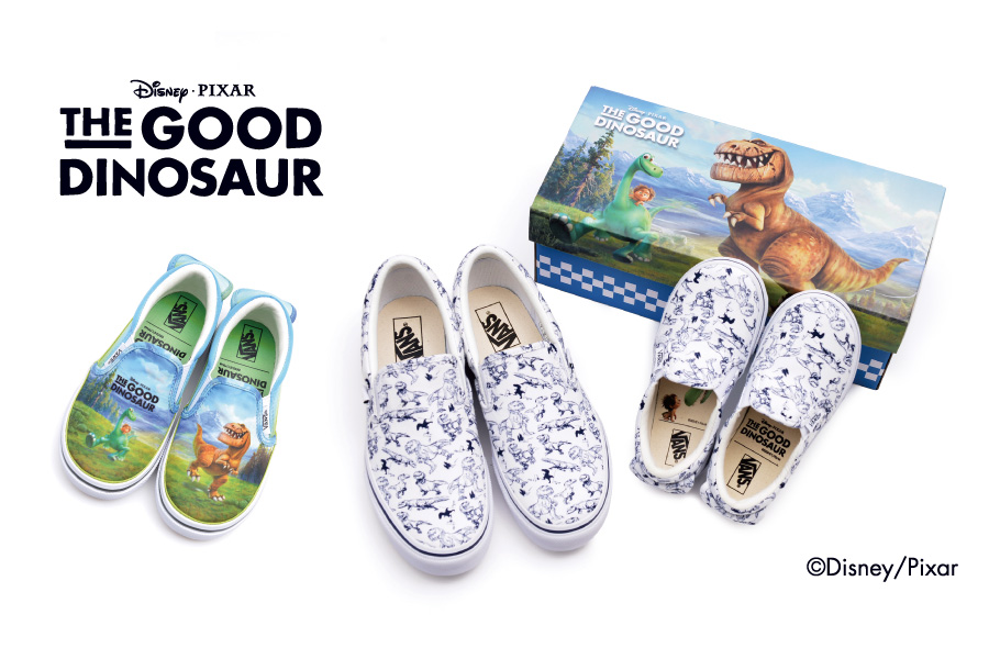 """THE GOOD DINOSAUR"" MODEL"