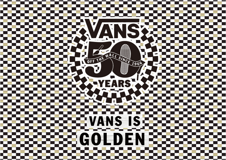 VANS 50TH