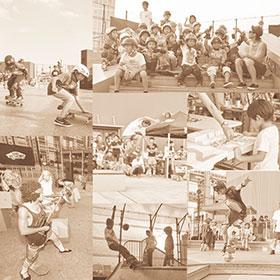 VANS GO SKATE BOARDING DAY「D.I.Y」イベントレポート