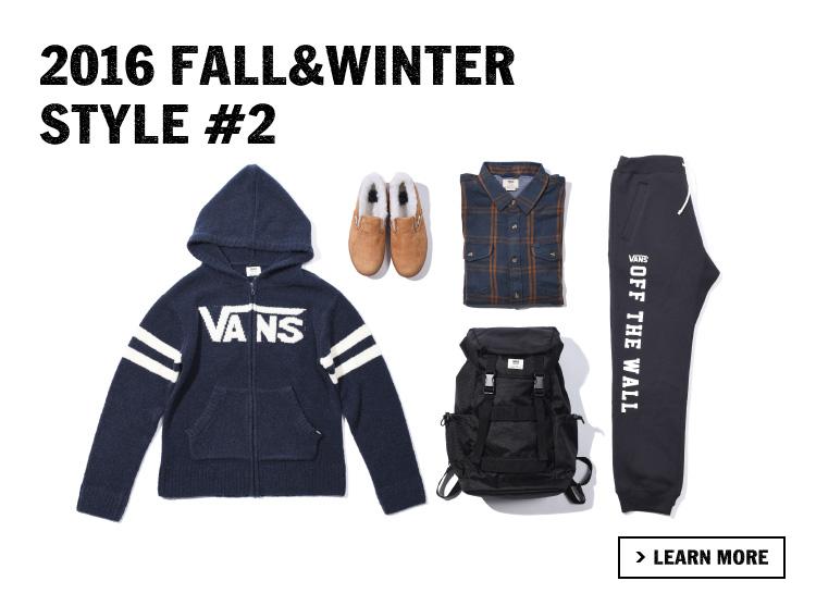 2016 FALL&WINTER STYLE #2