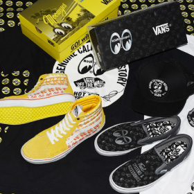 "MOONEYES x VANS ""YOKOHAMA HOT ROD CUSTOM SHOW 2016"""