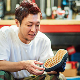 LORES SPECIAL INTERVIEW #1 MOTOAKI TANAKA/W-BASE