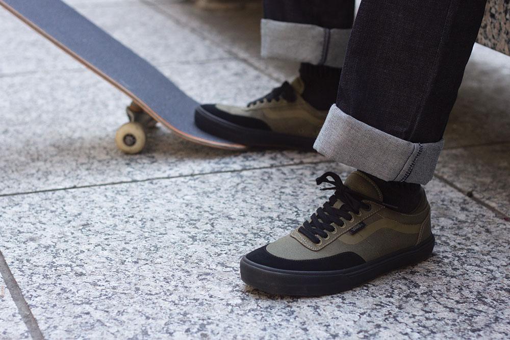 スケートボードがしたくなる!今期注目のおしゃれアイテム「スケシュー」って?