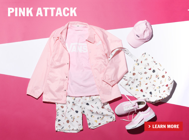 PINK ATTACK