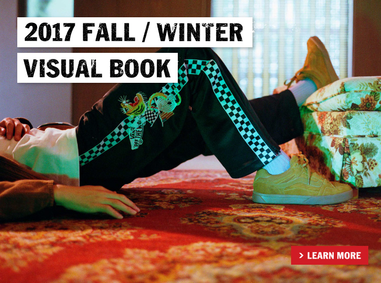 2017 FALL / WINTER VISUAL BOOK