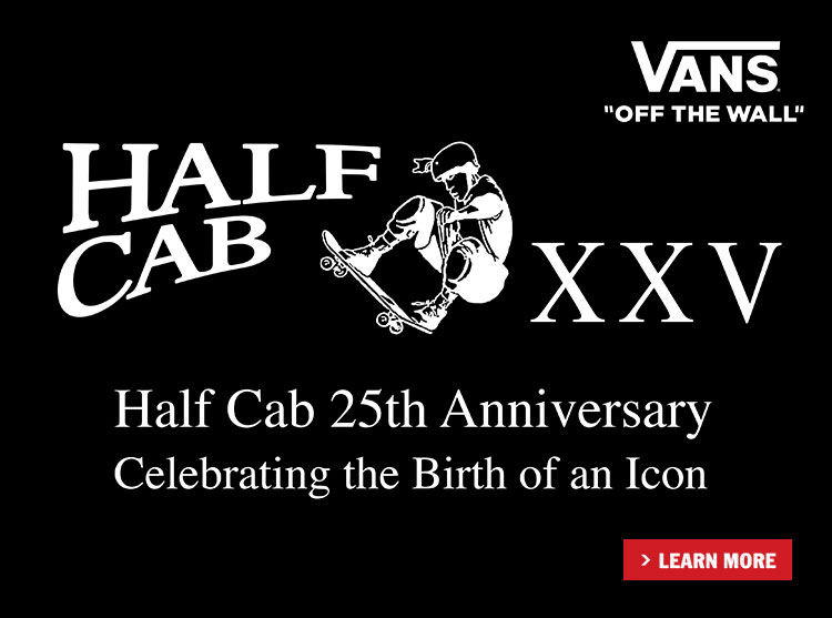 HALF CAB