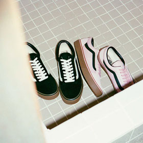 9/23(SAT)RELEASE   OLD SKOOL DX GUMSOLE