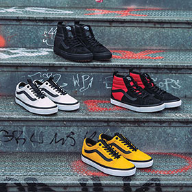 11/3(FRI)RELEASE VANS × THE NORTH FACE