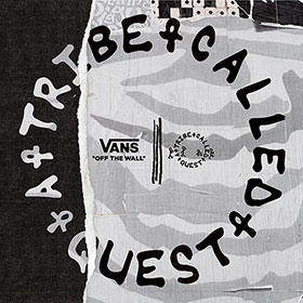 2018/4/6(FRI)RELEASE VANS×A TRIBE CALLED QUEST