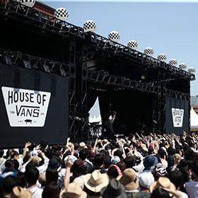 HOUSE OF VANS AT GREENROOM FESTIVAL'19
