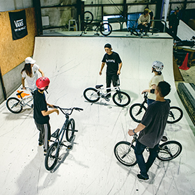 6/29(SAT) VANS BMX SUPPORT GROUP TOKYO
