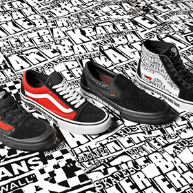 VANS × BAKER SKATEBOARDS