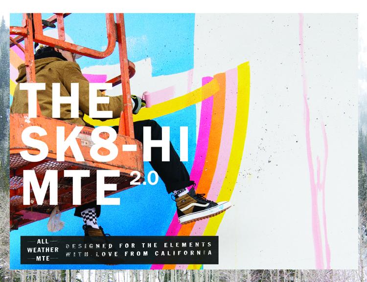 THE SK8-HI MTE 2.0