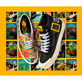 VANS x National Geographic Collection <span>6/13(sat)より発売開始</span>