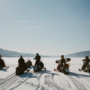 VANS SNOWBOARDING PRESENTS EVERGREEN.