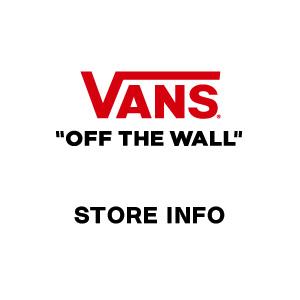Vans Store <span>ダイバーシティ店にて、下記のキャンペーンが2月22日より開始!</span>