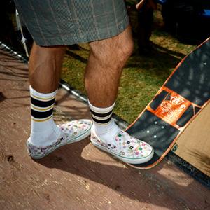 Vans x Frog Skateboards:<span>楽しさと多様性を受け入れる包括性をテーマにした遊び心溢れるコレクション
