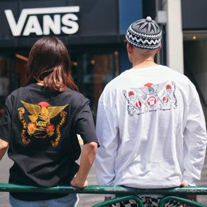 VANS STORE HARAJUKU<span>のオープン1周年を記念したアイテムが日本限定リリース</span>