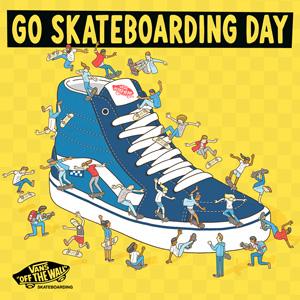 "VANS JAPAN ""Go Skateboarding Day""WEEK! <span>キャンペーンを開催</span>"