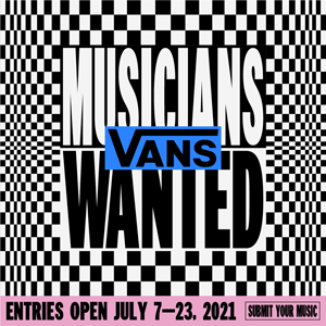 "VANS<span>が音楽コンテスト</span>""Musicians Wanted""<span>の2021年の応募を開始。 世界中のアーティストに</span>YUNGBLUD<span>とステージを共にするチャンスを提供。</span>"