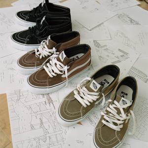 Vault by Vans Teams with JJJJound to Reinterpret the Style 37